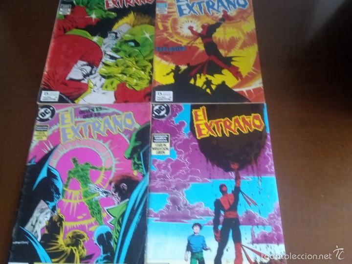 EL EXTRÑO COMPLETA N-1 AL 4 (Tebeos y Comics - Zinco - Superman)