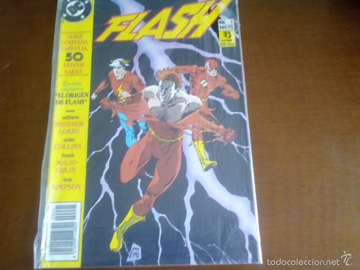 FLASH N-1 (Tebeos y Comics - Zinco - Superman)