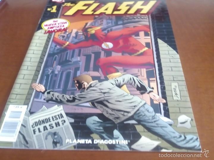 THE FLASH N-1 (Tebeos y Comics - Zinco - Superman)