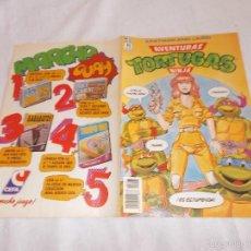 Cómics: AVENTURAS TORTUGAS NINJA Nº 23. Lote 59748260