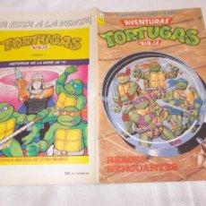 Cómics: AVENTURAS TORTUGAS NINJA Nº 6. Lote 59749392