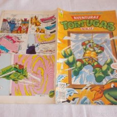 Cómics: AVENTURAS TORTUGAS NINJA Nº 2. Lote 59749768