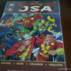 Cómics: JSA SOCIEDAD DE LA JUSTICIA TOMO N-5. Lote 59856112