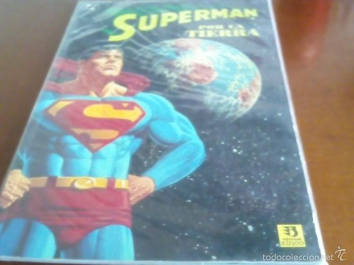 SUPERMAN POR LA TIERRA PRESTIGIO (Tebeos y Comics - Zinco - Superman)