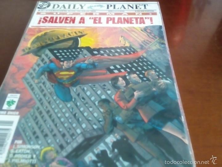 SUPERMAN SALVEN A EL PLANETA (Tebeos y Comics - Zinco - Superman)