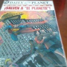 Cómics: SUPERMAN SALVEN A EL PLANETA. Lote 59858948