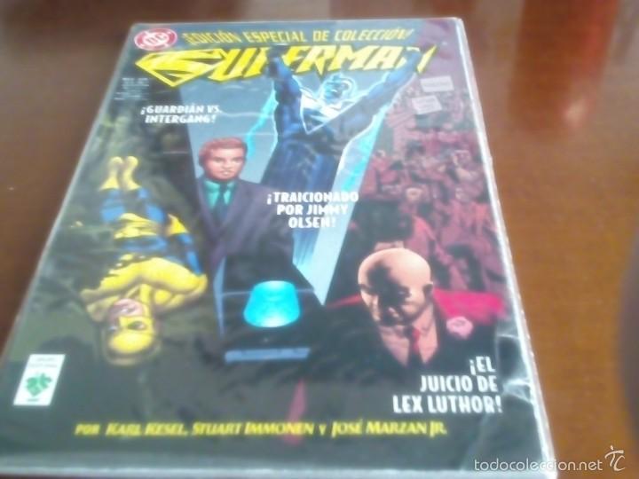 SUPERMAN EDICION ESPECIAL DE COLECCION TOMO (Tebeos y Comics - Zinco - Superman)