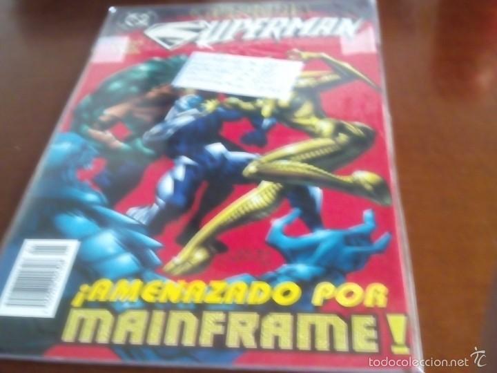 Cómics: SUPERMAN GENESIS TOMO - Foto 2 - 59860444