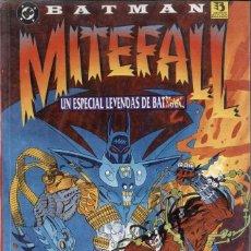 Cómics: BATMAN.MITEFALL.DC.ZINCO. Lote 59965147