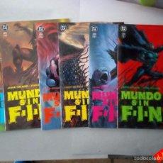 Cómics: MUNDO SIN FIN - COLECCIÓN COMPLETA / ZINCO / DC ISBN: 978-84-468-0011-8. Lote 56489462