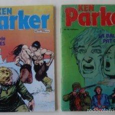 Cómics: KEN PARKER - Nº: 11 Y 12. Lote 60293135