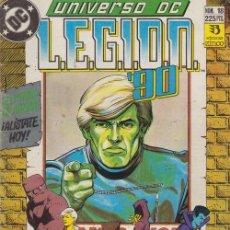 Cómics: L.E.G.I.O.N. LEGION 90 - UNIVERSO Nº 19 - DC ZINCO. Lote 60611123