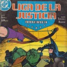Cómics: LIGA DE LA JUSTICIA AMERICA Nº 20 - DC ZINCO. Lote 60611495