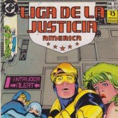 Cómics: LIGA DE LA JUSTICIA AMERICA Nº 31 - DC ZINCO. Lote 60612399