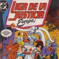 Cómics: LIGA DE LA JUSTICIA EUROPA Nº 3 - DC ZINCO. Lote 60613895