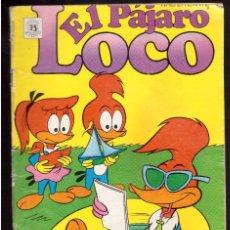 Cómics: EL PAJARO LOCO . Lote 60789479