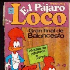 Cómics: EL PAJARO LOCO . Lote 60789659