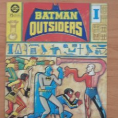 Cómics: BATMAN OUTSIDERS Nº 12 DC / ZINCO. Lote 60807039