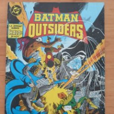 Cómics: BATMAN OUTSIDERS Nº 16 DC / ZINCO. Lote 60807403