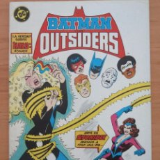 Cómics: BATMAN OUTSIDERS Nº 15 DC / ZINCO. Lote 60807435