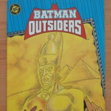 Cómics: BATMAN OUTSIDERS Nº 13 DC / ZINCO. Lote 60807507