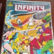 Cómics: INFINITY N-4. Lote 60869139