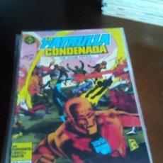Cómics: LA PATRULLA CONDENADA N-1 AL16 COMPLETA LEER DESCRIPCION. Lote 68669138