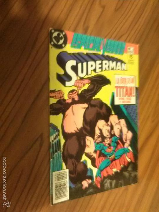 SUPERMAN ESPECIAL VERANO 6. BUEN ESTADO. GRAPA. (Tebeos y Comics - Zinco - Superman)