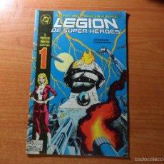 Comics : LEGIÓN DE SUPER-HEROES Nº 1 PROYECTO UNIVERSO EDICIONES ZINCO. DC COMICS . Lote 60903887