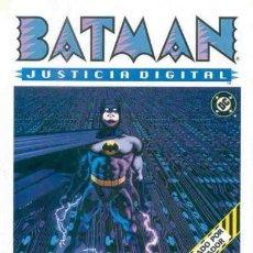 Cómics: BATMAN: JUSTICIA DIGITAL: ZINCO. Lote 60966803