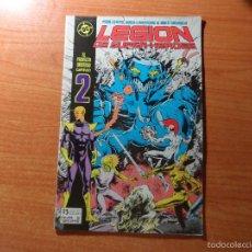 Comics: LEGIÓN DE SUPER-HEROES Nº 2 PROYECTO UNIVERSO EDICIONES ZINCO. DC COMICS . Lote 61013515