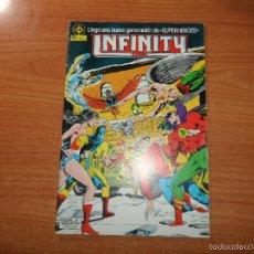 Cómics: INFINITY INC Nº 4 EDICIONES ZINCO DC COMICS . Lote 61028967