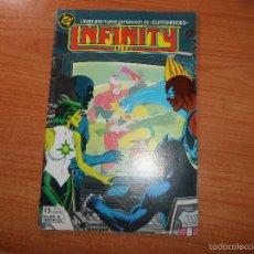 Comics: INFINITY INC Nº 6 EDICIONES ZINCO DC COMICS. Lote 61029247