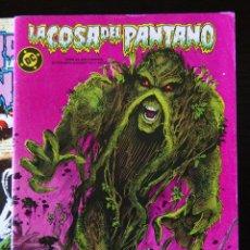 Cómics: LA COSA DEL PANTANO 3ª SERIE COMPLETA 12 Nº.ZINCO.ALAN MOORE.AMERICAN GOTHIC/VOLUMEN/VOL/SWAMP THING. Lote 61030223