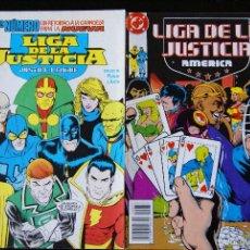 Cómics: JLA/ LIGA DE LA JUSTICIA/ INTERNACIONAL/ AMÉRICA. NºS 1/37. ED ZINCO.. Lote 61053023