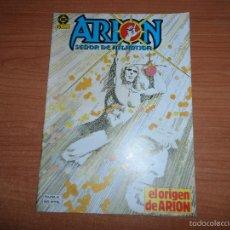 Comics: ARION SEÑOR DE ATLANTIS Nº 4 EDICIONES ZINCO . Lote 61158839