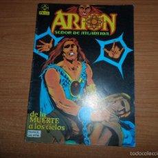 Comics: ARION SEÑOR DE ATLANTIS Nº 5 EDICIONES ZINCO . Lote 61158875