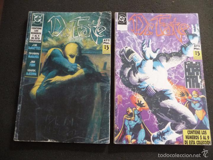 DR. FATE. COMPLETO EN DOS TOMOS. DC ZINCO (Tebeos y Comics - Zinco - Otros)