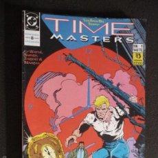 Cómics: TIME MASTERS. Nº 1 ( DE 8). DC ZINCO. Lote 61297459