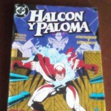 Cómics: HALCON Y PALOMA N-1 AL 5 COMPLETA. Lote 61495271