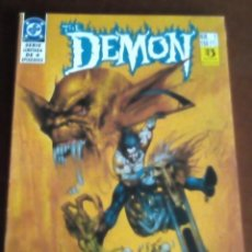 Cómics: DEMON VS LOBO N-1 AL 4 COMPLETA MUY DIFICIL. Lote 61495655