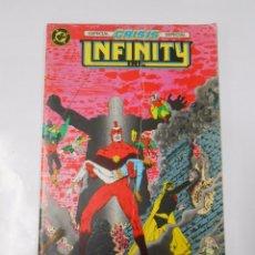 Cómics: INFINITY INC. - ESPECIAL CRISIS - Nº 16 - DC COMICS. EDICIONES ZINCO. TDKC18. Lote 61536816