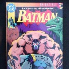 Cómics: BATMAN. LA CAÍDA DEL MURCIÉLAGO. TOMO 2. ZINCO. Lote 61656568