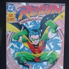 Cómics: ROBIN. ¡SALTO AL VACÍO! ZINCO. Lote 61657196