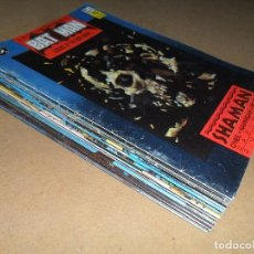 Cómics: LEYENDAS DE BATMAN LOTE DE 19 CÓMICS - ZINCO. Lote 61741112