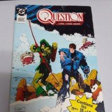 Comics: QUESTION Nº 16,17,18,19,20 ¡ RETAPADO 5 NUMEROS ! DC - ZINCO. Lote 61755536