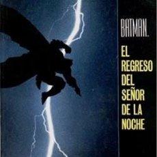 Comics - Batman: El regreso del Señor de la Noche , MILLER,JANSON Y VARLEY,Ediciones Zinco, - 61892984