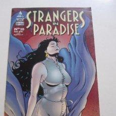 Cómics: STRANGERS IN PARADISE Nº 10 - TERRY MOORE - DUDE COMICS C75. Lote 61982768