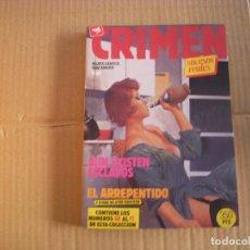 Comics: CRIMEN, RETAPADO, NÚMEROS 68 AL 71, EDITORIAL ZINCO. Lote 62064492