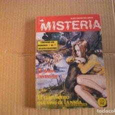Comics: MISTERIA, RETAPADO, NÚMEROS 9 AL 11, EDITORIAL ZINCO. Lote 62064548